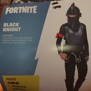 Other - Children's Fortnite Black Knight Costume